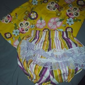 handmade Dresses - BEAUTIFUL 12/18 M HANDMADE OUTFIT